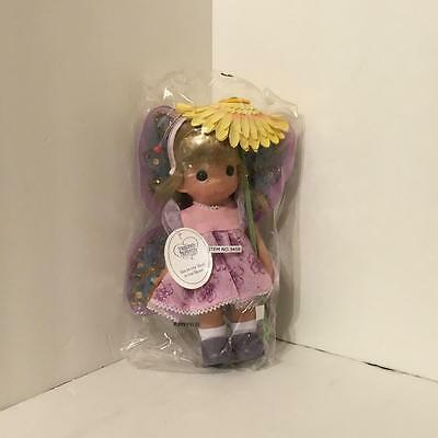 Precious Moments 3459 BEST IN THE BUNCH 9in Vinyl Butterfly Luv Bug Fairy Doll