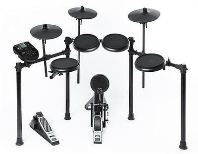 Alesis Nitro Kit Digital E-Drum Set Elektro Schlagzeug Drumpads Rack Usb Midi