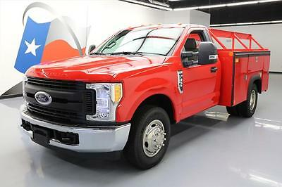 2017 Ford F-350  2017 FORD F-350 REGULAR CAB DUALLY PWR LIFTGATE 113 MI #B79109 Texas Direct Auto