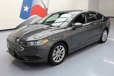 2017 Ford Fusion  2017 FORD FUSION SE BLUETOOTH REAR CAM ALLOYS 9K MILES! #123723 Texas Direct