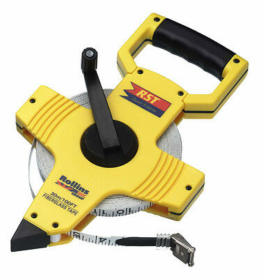 RST Open-Frame Tape Measure 30m (100')