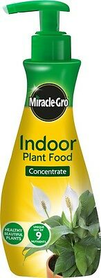 Miracle Gro Indoor Plant Food Concentrate 236ml