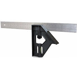 "Stanley Combination Square Length: 300mm (12"")"