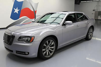 2014 Chrysler 300 Series  2014 CHRYSLER 300 S PANO ROOF NAV HTD LEATHER 20'S 22K #292698 Texas Direct Auto