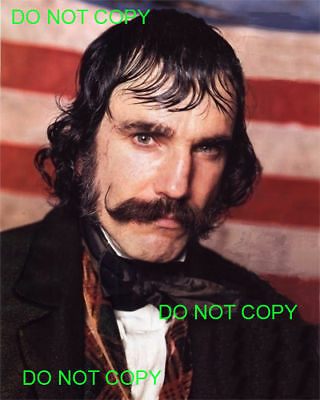 DANIEL DAY-LEWIS - 8x10 Photo - GANGS OF NEW YORK