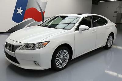2015 Lexus ES 350 Base Sedan 4-Door 2015 LEXUS ES350 CLIMATE SEATS SUNROOF NAV REAR CAM 37K #161606 Texas Direct