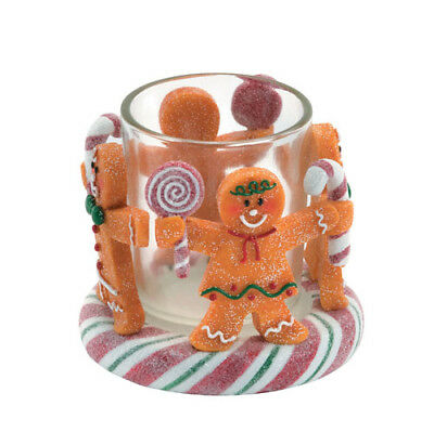 Yankee Candle Votive Holder - Gingerbread