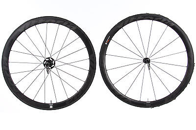 Vittoria Qurano 42 Carbon Road Bike Wheel Set 700c Tubular Shimano Sram 11 Speed