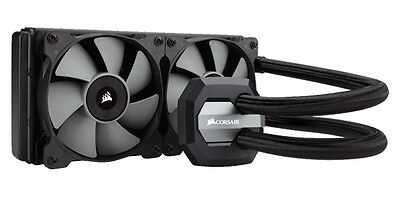 Corsair Cooling Hydro Series H100I GTX CPU Cooler System - 104791