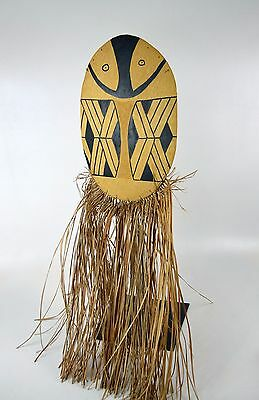 Rare Amazon Indian mask Kalapolo peoples, Xingu River