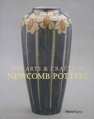 Newcomb Arts & Crafts Pottery 340pg Reference 1890s-1940s