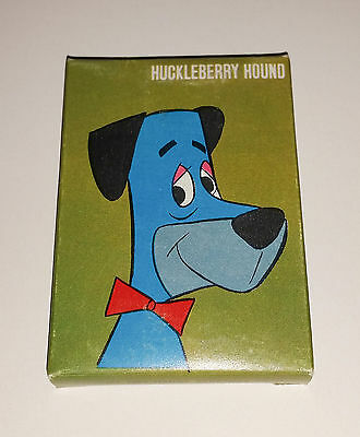 1962 HUCKLEBERRY HOUND Sun-Eze Picture Kit - MINT!