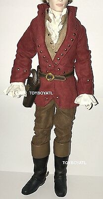Disney Store Live Action Beauty and the Beast Gaston Doll Outfit NEW Ken Suit