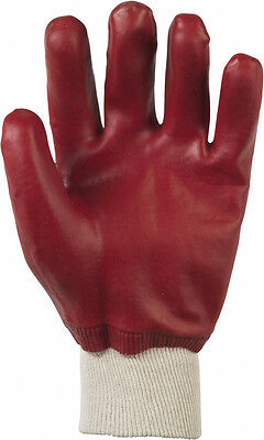 SupaGarden Tough Flexible Red Glove Pack 12