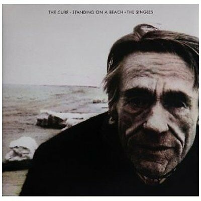 THE CURE Standing On A Beach The Singles Vinyl LP REMASTERED NEW & SEALED