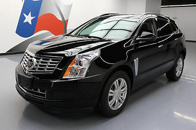 2015 Cadillac SRX Base Sport Utility 4-Door 2015 CADILLAC SRX CUE BOSE AUDIO BLACK ON BLACK 42K MI #546750 Texas Direct Auto