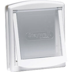 Petsafe Original 2 Way Small Pet Door White