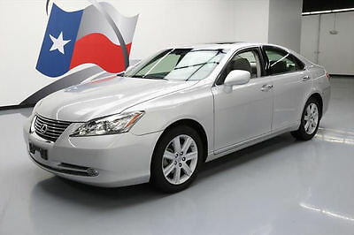 2007 Lexus ES Base Sedan 4-Door 2007 LEXUS ES350 CLIMATE SEATS SUNROOF PWR SHADE 73K MI #057375 Texas Direct