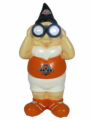 Wests Tigers NRL Solar Powered Binocular Design Gnome