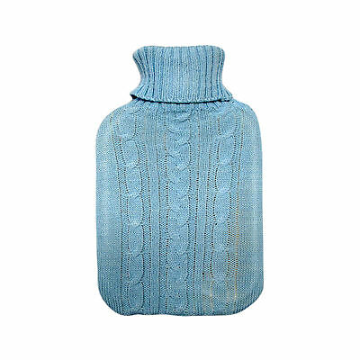 SKY Acrylic Knitted Winter Bottle Cover  +  Hot Water Bottle  NEW