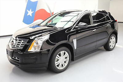 2015 Cadillac SRX Luxury Sport Utility 4-Door 2015 CADILLAC SRX LUXURY HTD SEATS PANO ROOF NAV 51K MI #609005 Texas Direct
