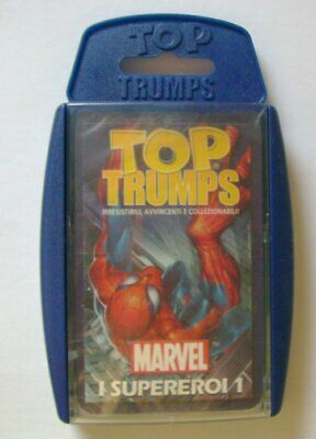 Top Trumps Cards - Marvel I Supereroi 1