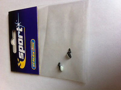 SCALEXTRIC genuine spares W9933 Nissan GTR wing mirrors