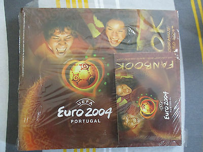 Portugal UEFA Euro 2004 programme and guide (new sealed)