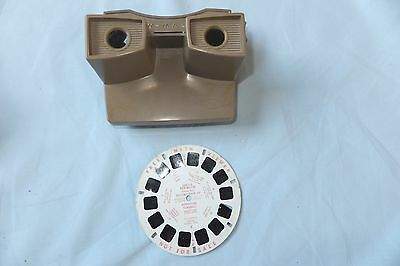 Vintage Sawyers Viewmaster Viewer and Photo Reels