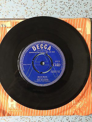 The Beazers - Blue Beat 1964 UK 45 DECCA DEMO CHRIS FARLOWE