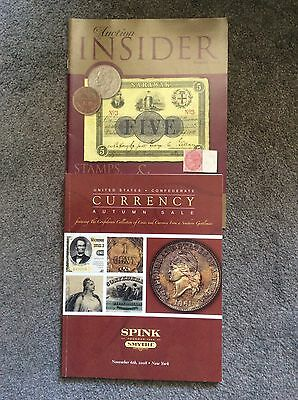 U S Confederate Currency Stinks + Insider Bonds,stamps,medals,coins & Bank Notes