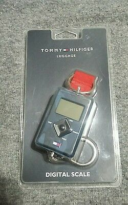 Tommy Hilfiger Digital Electronic Luggage Scale New