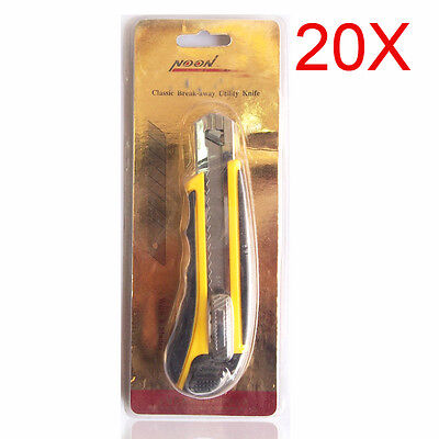 Advanced Gold Packaging S 18 MM Art Blade Wholesale Lots 20 PCS