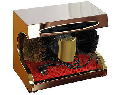 New Brown High End Stainless Steel Automatic Induction Home Public Shoe Dryer &$