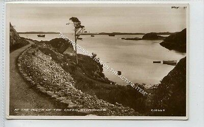 (Ld9031-475) RP, At The Mouth of the Creed, STORNOWAY 1950 Used G-VG