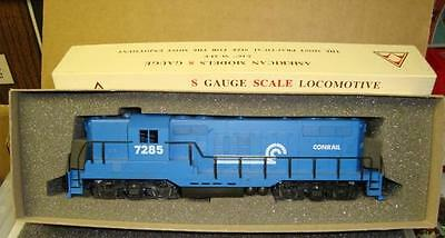 Vintage American Models Conrail GP-9 Diesel Locomotive S Scale NEW IN BOX