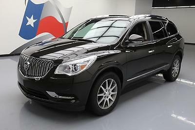 2013 Buick Enclave  2013 BUICK ENCLAVE LEATHER 7PASS REAR CAM BLUETOOTH 47K #242338 Texas Direct