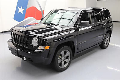 2014 Jeep Patriot  2014 JEEP PATRIOT HIGH ALTITUDE SUNROOF HTD LEATHER 60K #790677 Texas Direct