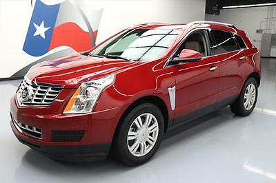 2016 Cadillac SRX Luxury Sport Utility 4-Door 2016 CADILLAC SRX LUXURY PANO ROOF LEATHER REAR CAM 36K #546533 Texas Direct