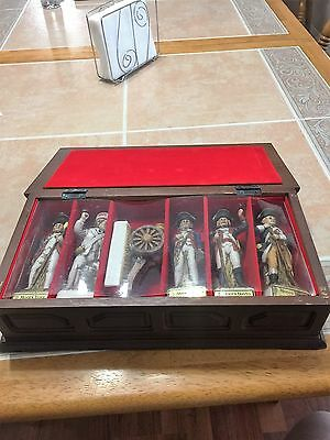 Mogen David Decanters-Battle of Concord--Boxed Set--Free Shipping in the U.S.!!!