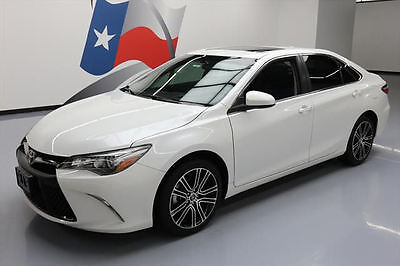 2016 Toyota Camry  2016 TOYOTA CAMRY SE SPECIAL ED SUNROOF REAR CAM 15K MI #183499 Texas Direct