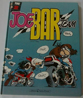 JOE BAR TEAM - T 02 - Par Debarre et Deteindre - 97