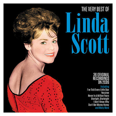 Linda Scott - The Very Best Of [Greatest Hits] 2CD NEW/SEALED