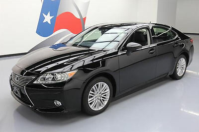 2014 Lexus ES Base Sedan 4-Door 2014 LEXUS ES350 CLIMATE SEATS SUNROOF NAV REAR CAM 35K #128031 Texas Direct