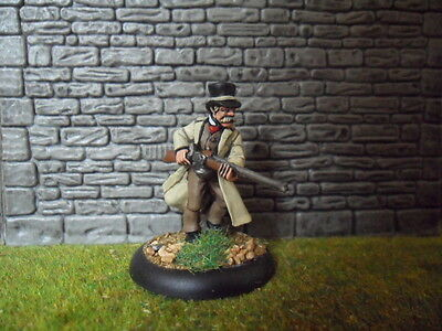 Painted Metal 28mm Foundry Limited Edition Victorian Moran