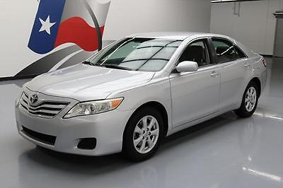2011 Toyota Camry  2011 TOYOTA CAMRY LE SEDAN AUTOMATIC ALLOY WHEELS 90K #134928 Texas Direct Auto