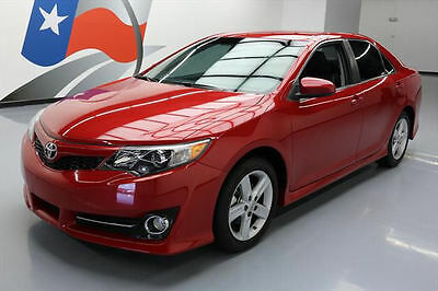2013 Toyota Camry  2013 TOYOTA CAMRY SE SEDAN REAR CAM BLUETOOTH 39K MILES #648400 Texas Direct