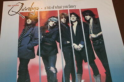 London Quireboys A Bit of What You Fancy 22 x 24 Poster D4
