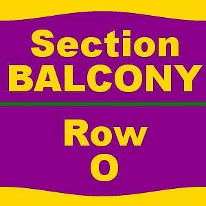 1-5 TICKETS 7/25/17 The Book of Mormon San Diego Civic Theatre