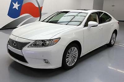 2015 Lexus ES 350 Base Sedan 4-Door 2015 LEXUS ES350 LUXURY SUNROOF NAV REAR CAM 45K MILES #161016 Texas Direct Auto